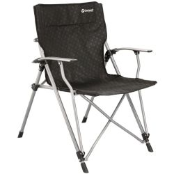 Outwell Folding Camping Chair Goya 68x63x90 cm Black 470044