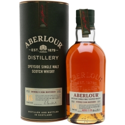 Aberlour 16 Year Old Double Cask Speyside Single Malt Scotch Whisky