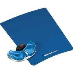 Fellowes 9180601 Palm Support Blue
