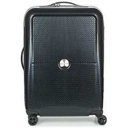 Delsey TURENNE CAB 4R 55CM women's Hard Suitcase in Black