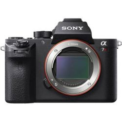 Sony A7R II Digital Camera Body