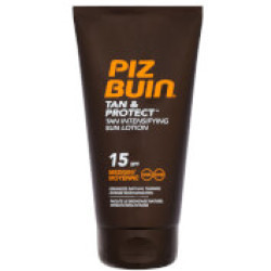 Piz Buin Tan Protect Tan Intensifying Sun Lotion Medium SPF15 150ml
