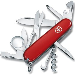 Victorinox Explorer 1.6703 Swiss army knife No. of functions 16 Red