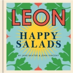 LEON Happy Salads by Jane Baxter (Hardback 2016)