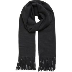 OBJECT COLLECTORS ITEM Wool Scarf Women Black
