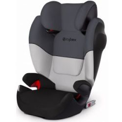 Cybex Solution M Fix SL Group 2 3 Car Seat Grey