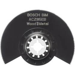 Bosch Accessories 2608661636 ACZ 85 EB Bi metallic Semicircle blade 85 mm 1 pc(s)