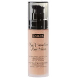 PUPA No Transfer Foundation 30ml (Various Shades) 12 Month Subscription Light Beige