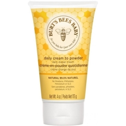 Burts Bees Baby Daily Cream to Powder 113g