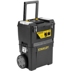 Stanley Rolling Work Center Tool Box Stack