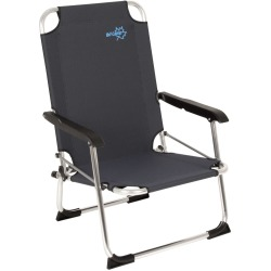 Bo Camp Beach Chair Copa Rio Graphite
