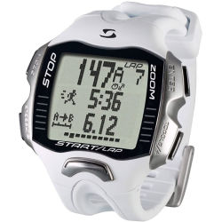 Sigma RC Move Pulse Watch One Size White Silver Watches