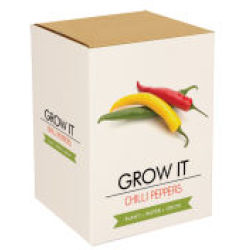 Grow It Chilli Peppers