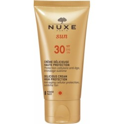 NUXE Sun Delicious Cream For Face High Protection SPF30 50m