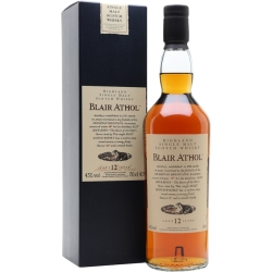 Blair Athol 12 Year Old Flora Fauna Highland Whisky