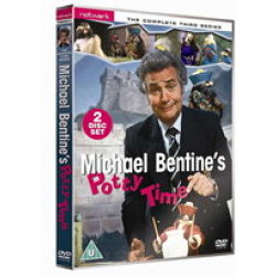 Michael Bentine's Potty Time The Complete Third Series