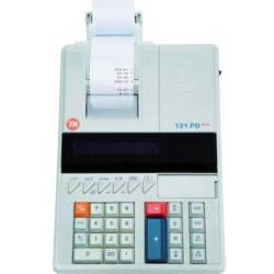 Triumph Adler 121 PD eco Calculator with built in printer White Display (digits) 12 mains powered (W x H x D) 217 x 90 x 325 mm
