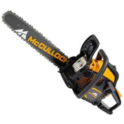 McCulloch CS50S Petrol Chainsaw 2.1 kW Blade length 450 mm