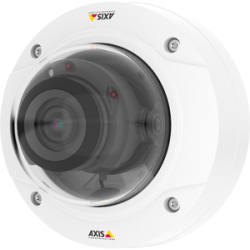Axis P3227 LV IP security camera Indoor outdoor Dome...