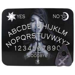 Gothic Prayer Spirit Board (Pack of 4) By Anne Stokes