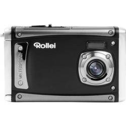Rollei Sportsline 80 Digital camera 8 MP Black Full HD Video Shockproof Underwater camera Dustproof