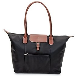 Hexagona 2477 women's Shoulder Bag in Black