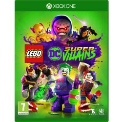 Lego DC Super Villains Xbox One Game