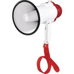 SpeaKa Professional XB 7S Megaphone strap Recording function Built in sound effects