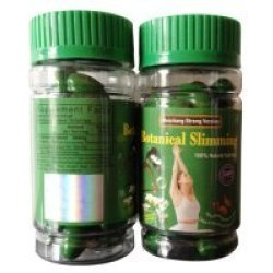 Botanical Herbal Fast Weight Loss Supplement Slimming Diet Pills
