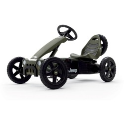BERG Compact Jeep Adventure Pedal Kart