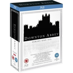Downton Abbey The Complete Collection (Box Set) Blu ray
