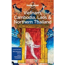 Lonely Planet Vietnam Cambodia Laos Northern Thailand by Lonely Planet (Paperback 2017)