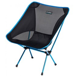 Helinox Chair One Camping chair size 52 x 50 x 66 cm black grey