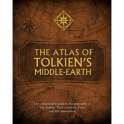 The Atlas of Tolkien 039 s Middle earth