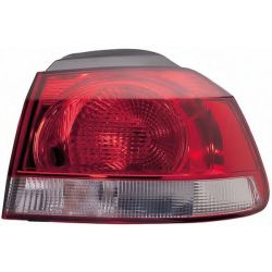Side Rear Lamp Light 2SD009922 101 by Hella Right