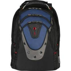 Wenger Laptop backpack IBEX Suitable for up to 43 9 cm (17 3) Blue black