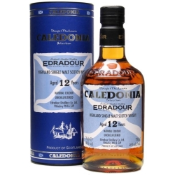 Edradour 12 Year Old Caledonia Selection Oloroso Cask Highland Whisky