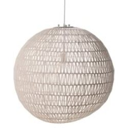 Zuiver Cable Ceiling Light in Twisted Paper Medium