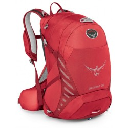 Osprey Escapist 25 Cycling backpack size 23 l S M pink red