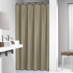Sealskin Shower Curtain Madeira 180 cm Sand 238501365