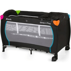 Hauck Sleep n Play Centre Black One Colour