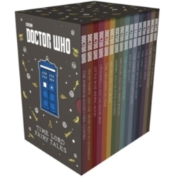 Doctor Who Time Lord Fairy Tales Slipcase Edition