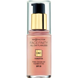 Max Factor Flawless Face Finity All Day flawless 3 in 1 Foundationation (Beige)