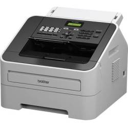 Brother FAX 2940 laser fax machine (500 Sides page memory 30 sheet page document feed modem speed)