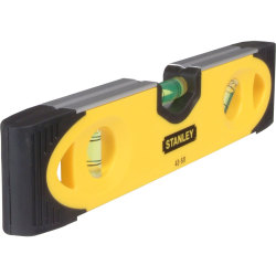Stanley Shock Proof Torpedo Level Magnetic 9 23cm