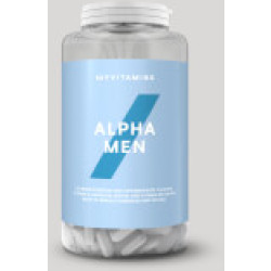 Alpha Men Multivitamin Tablets 120Tablets