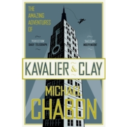 The Amazing Adventures of Kavalier and Clay by Michael Chabon (Paperback 2001)