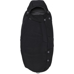 Maxi Cosi General Footmuff Black Raven