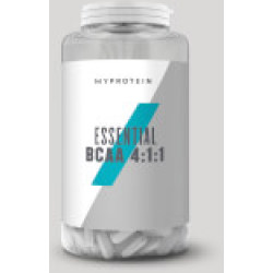 Essential BCAA 4 1 1 Tablets 120Tablets Unflavoured