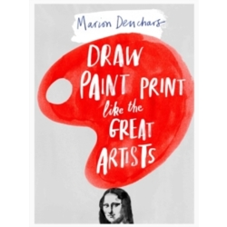 Let 039 s Draw Paint Print Like the Great Artists by Marion Deuchars (Paperback 2014)